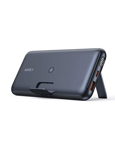 AUKEY USB-C Powerbank, 20000 mAh mobiles...