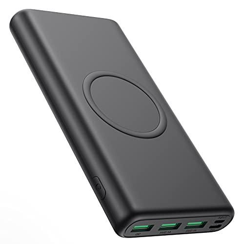 iPosible 15W Wireless Powerbank...