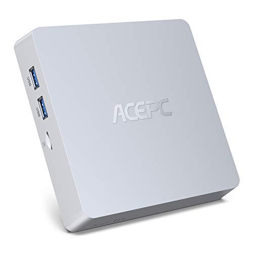 ACEPC T11 Mini-PC, 8 GB DDR3, 128 GB eMMC,...
