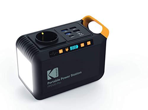 KODAK PPS100 Pro Portable Power Station mit...