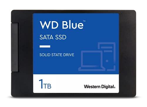 WD Blue SATA SSD 1 TB, 2,5 Zoll (interne SSD,...