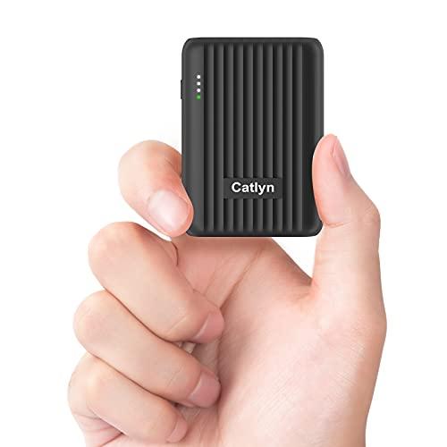 Powerbank 10000mAh, PD 18W USB C und QC 3.0...