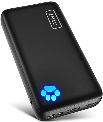 Power Bank, INIU USB C 20000 mAh Externer...