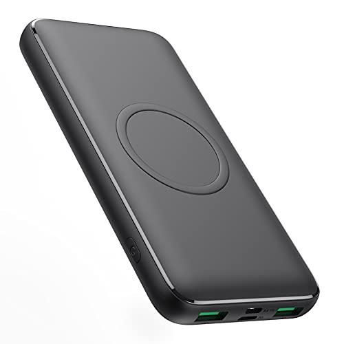 Wireless Powerbank 15W Wireless Charging...