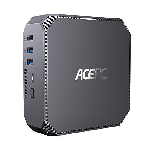ACEPC Mini PC Windows 10 Pro, 8GB DDR3 128GB...