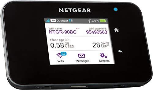 Netgear AC810 Mobiler WLAN Router / 4G LTE...