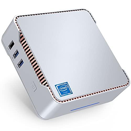 Mini PC Windows 10 Pro, NiPoGi 8GB DDR4 128GB...