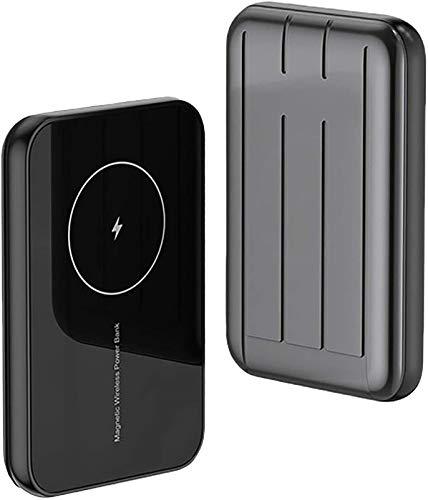 Wireless Power Bank, 20W Mini Magnetic...