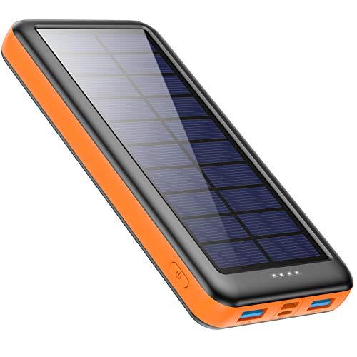kilponen Solar Powerbank 26800mAh Solar...