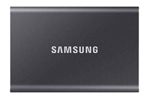 Samsung T7 Portable SSD - 1 TB - USB 3.2...