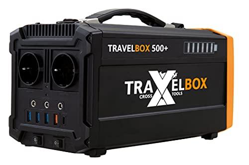 Cross TOOLS TRAVELBOX 500+, 500 W...