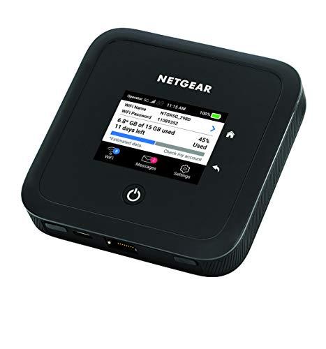 NETGEAR Nighthawk M5 Mobiler 5G Router mit...