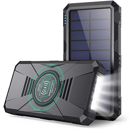 HETP Power Bank 30800mAh - PD25W Wireless...