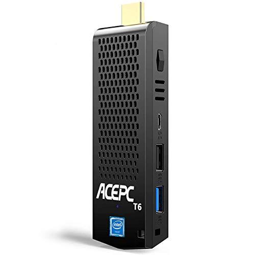 Mini PC Stick 8GB RAM/ 120GB ROM, Intel Atom...