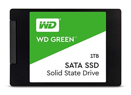 WD Green 1TB Interne SSD (2,5 Zoll SATA
