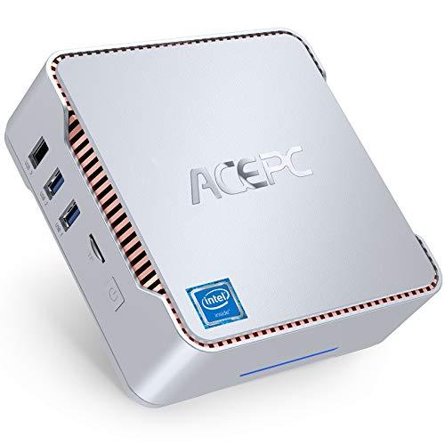 Mini-PC, ACEPC Windows 10 Pro Intel Celeron...