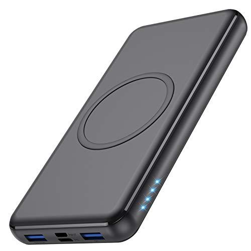 Wireless Powerbank 26800mAh - 10W Wireless...