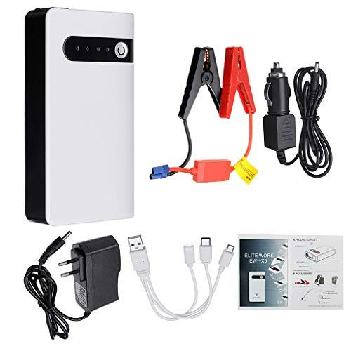 XIAOSHA Starthilfe Powerbank 20000mAh 12V...