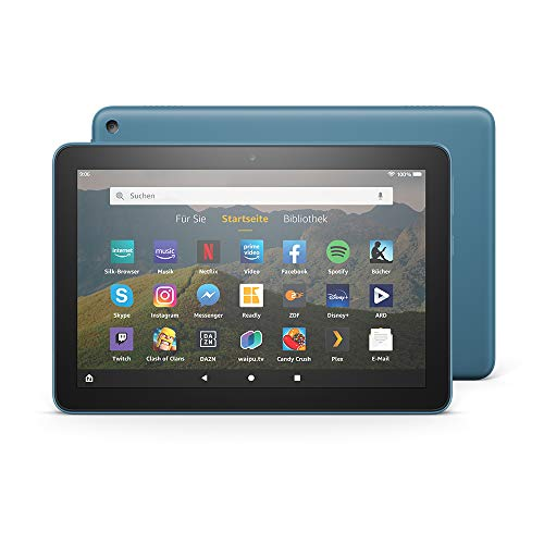 Fire HD 8-Tablet, 8-Zoll-HD-Display, 32 GB,...