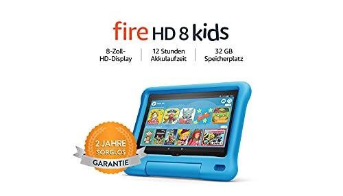 Fire HD 8 Kids-Tablet | Ab dem Vorschulalter...