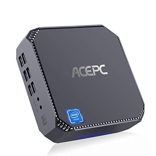 Mini Gaming PC, ACEPC CK2 Intel Core i5-7200U...