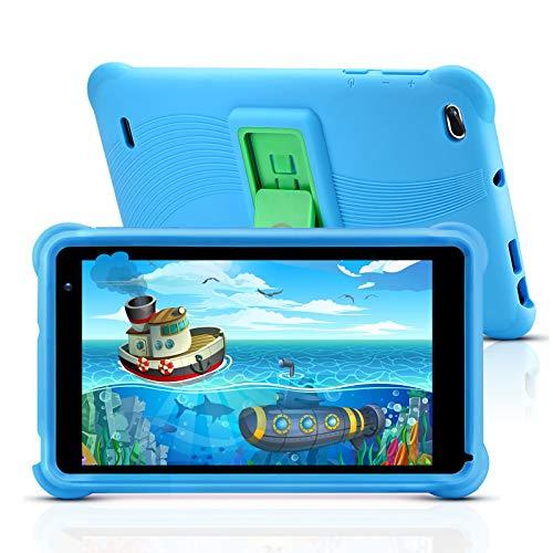 qunyiCO Y7 Kinder Tablet 7 Zoll, Tablet für...