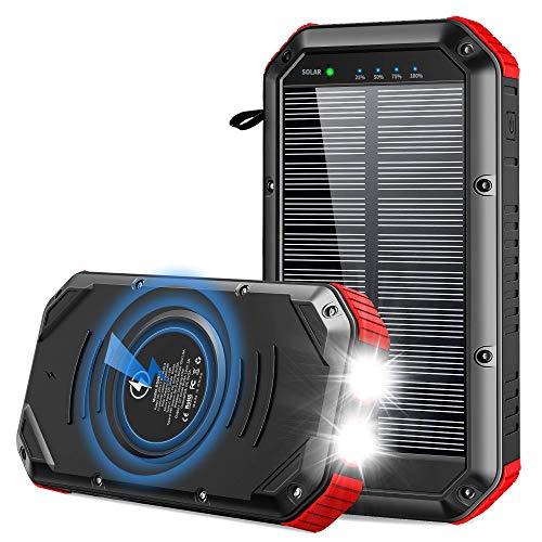 ORITO Powerbank Wireless 30000mah, PD USB C...