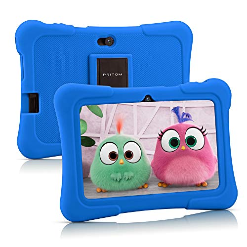 Pritom Kinder-Tablet 7 Zoll Quad Core Android...