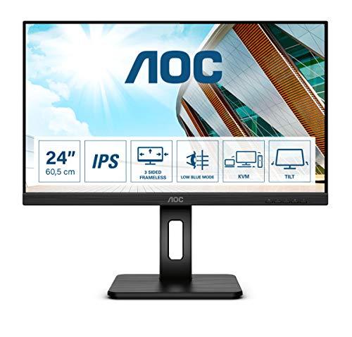 AOC 24P2C - 24 Zoll FHD USB-C Docking...