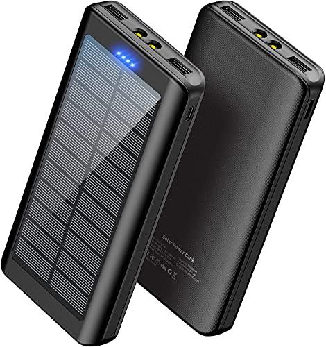 Solar Powerbank Handy 30000mAh - WBPINE...