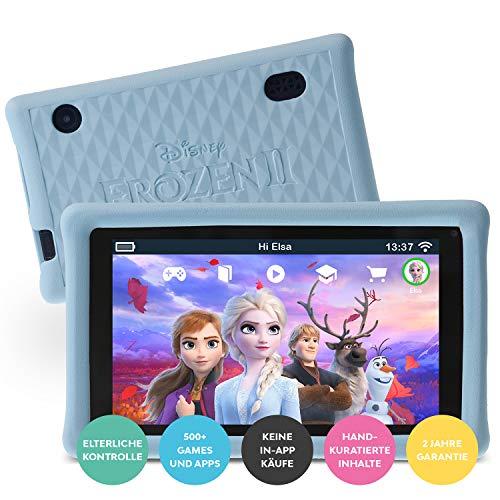 Pebble Gear Kinder Tablet 7' Die Eiskönigin...