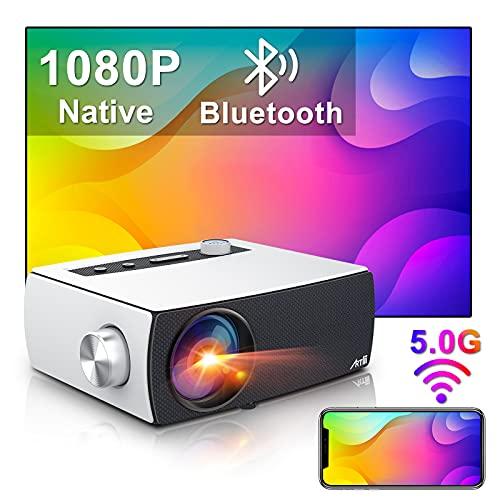 Beamer Full HD - Artlii Enjoy3 2.4G/5G WiFi...