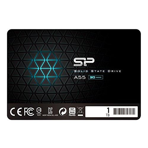 Silicon Power SSD 1TB 3D NAND A55 SLC Cache...